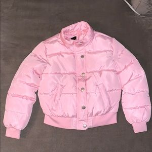 Forever 21- Girls Puffer Jacket Size 5/6